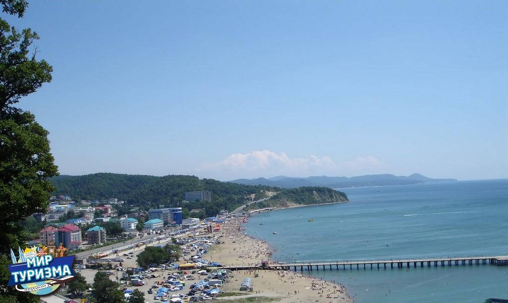 17 Пляж Лермонтово