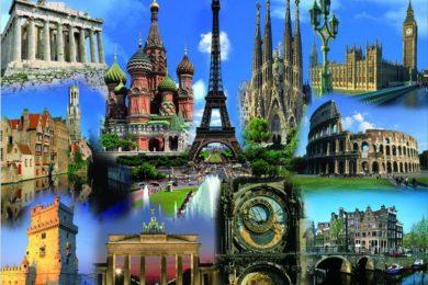 Экскурсии по Европе