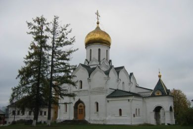 Матрона Московская + Саввино-сторожевский монастырь (Радонеж)
