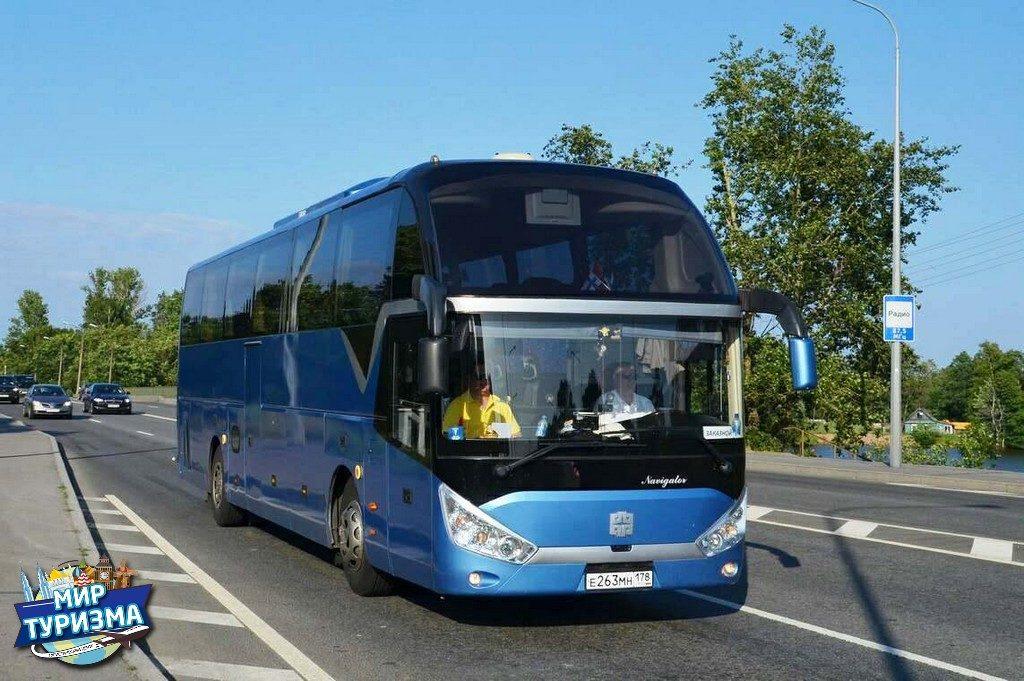 Автобусом на море<br>Крым <br>Краснодарский край
