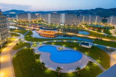 AZIMUT Hotel Sochi 3* - Адлер