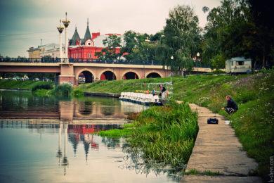 Школьная экскурсия Орёл – Александровский мост