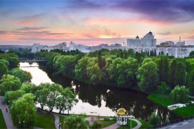 Экскурсия по Белгороду