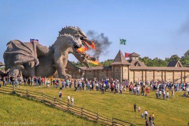 Кудыкина гора - сафари-парк (парк развлечений) в Липецкой области