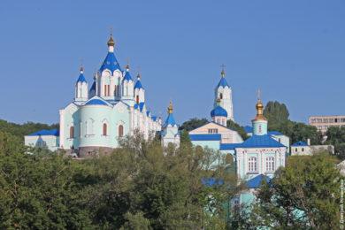 Школьная экскурсия по г. Курску и области