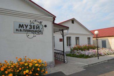 Школьная экскурсия Музей певицы Плевицкой Н.В.