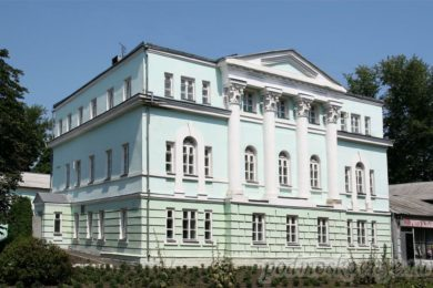 Школьная экскурсия дом-музей Г. Свиридова