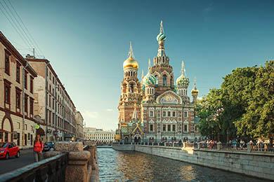 Школьный тур в Санкт-Петербург 3 дня/2 ночи