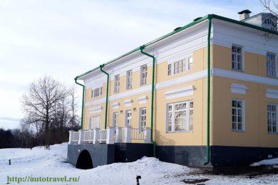 Школьная экскурсия Усадьба Фета А.А.