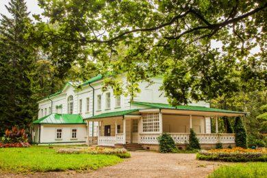Школьная экскурсия Ясная Поляна