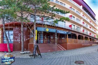 Отель «Атлантида» - Анапа