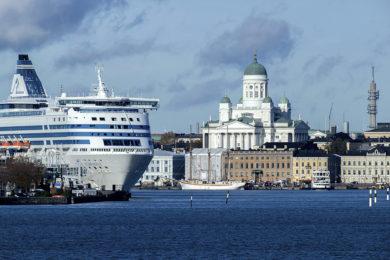 Финляндия-Швеция! Новый год!