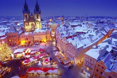 Прага + Германия <br>Новогодний тур 2021