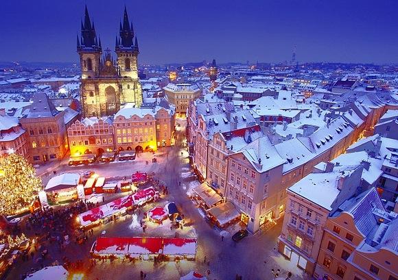 Прага + Германия <br>Новогодний тур!
