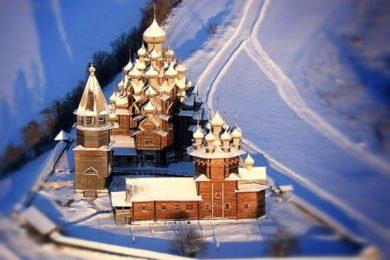 Новогодний тур в Карелию