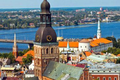 4 столицы! Таллин+Рига+Стокгольм+<br>Хельсинки