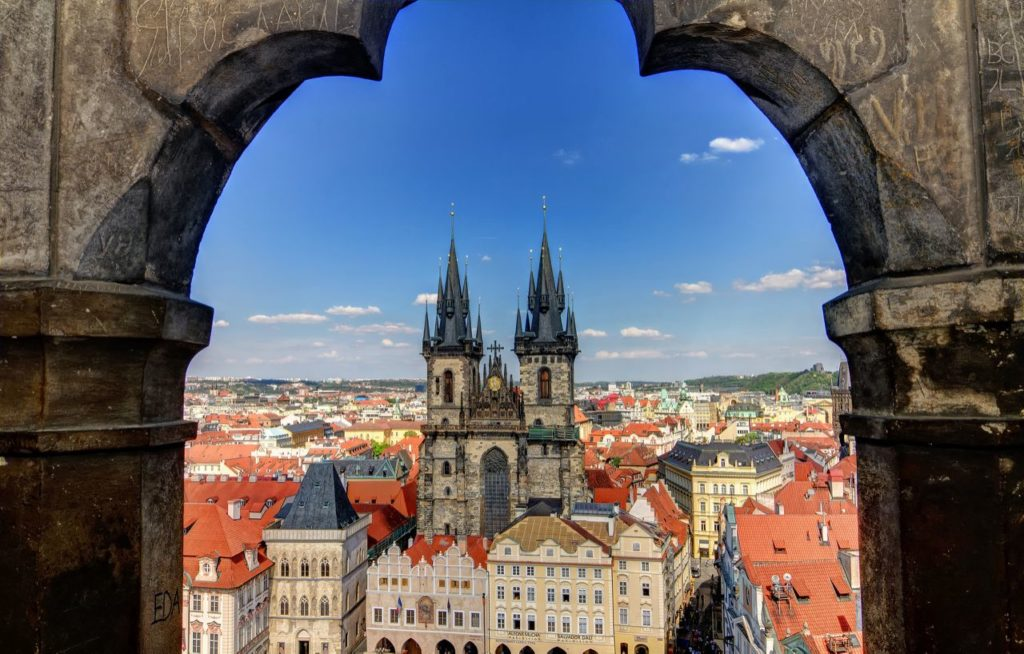Чехия + Германия <br> тур из Курска
