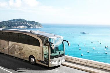 Билеты на автобус к морю