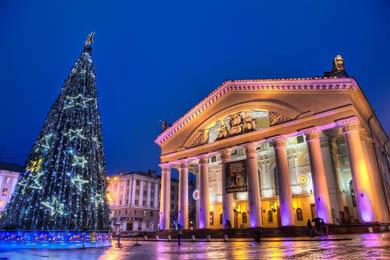 Калуга - новогодняя столица