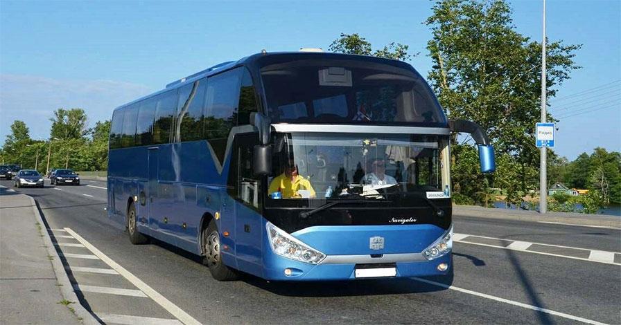 Аренда автобусов в Курске
