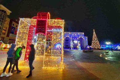 Курск – новогоднее путешествие по Курску!